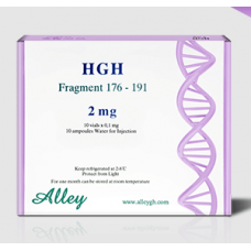 Alley Hgh Fragment 176-191 2mg 10 Flakon 2